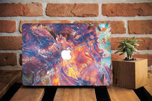 Colorful Marble Macbook Case