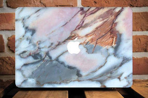 Marble Macbook Case