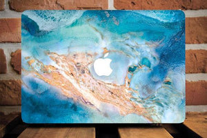 Glass Multicolor Macbook Case