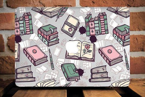 Bookworm Macbook Case