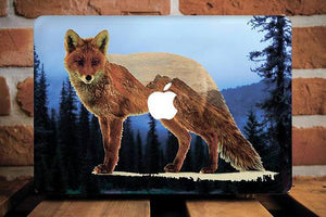 Animal Fox Macbook Case