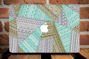 Geometry Mandala Macbook Case