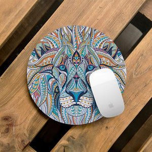 Animal Lion Mouse Pad