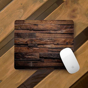 Decor Wood Mouse Pad