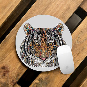 Animal Pattern Mouse Pad