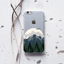 UFO Mountains Phone Case