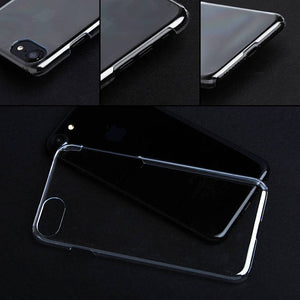 Geometry Clear Phone Case