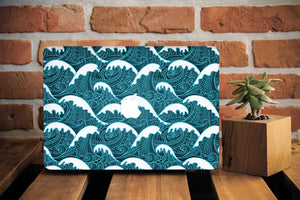 Vintage Ocean Macbook Case