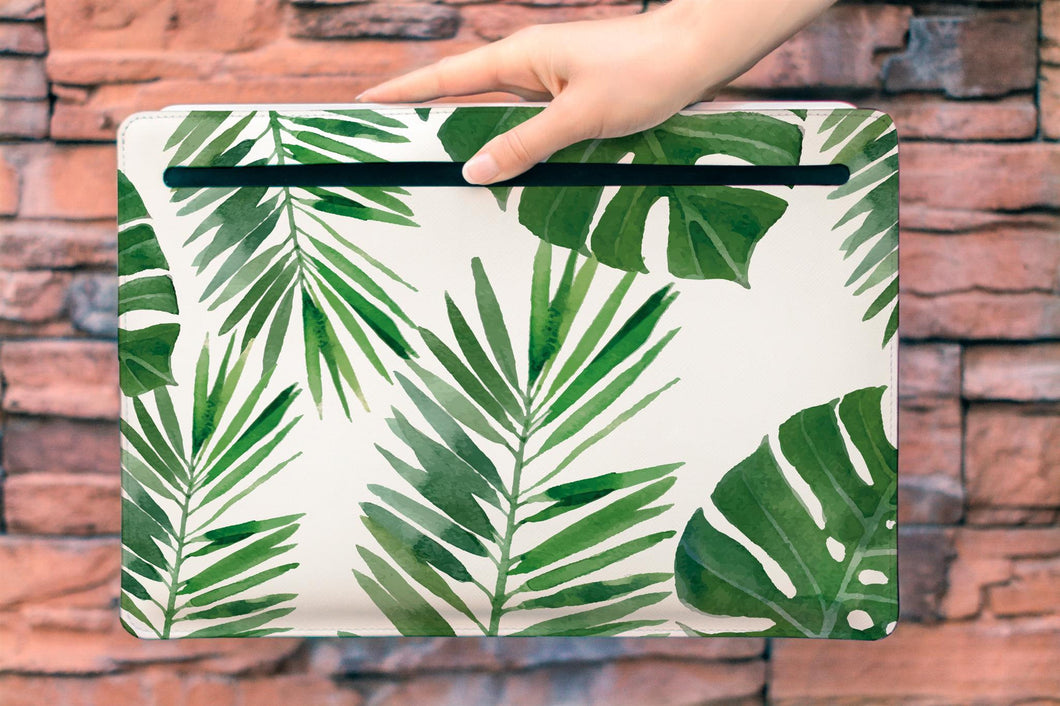 Tropical Leather Case MacBook WCM2503