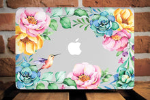Flowers Macbook Case