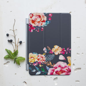Leaves Floral iPad Smart Cover