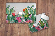 Succulent Macbook Case + MousePad
