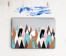 Geometry Macbook Case