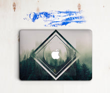 Nature Forest Macbook Case