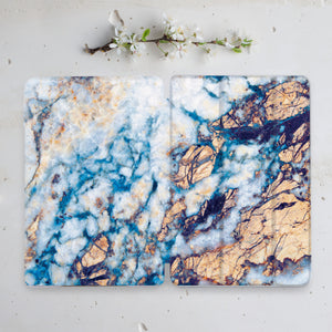 Blue Marble Indivisible iPad Case+Smart Cover