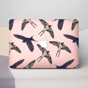 Swallow Macbook Case