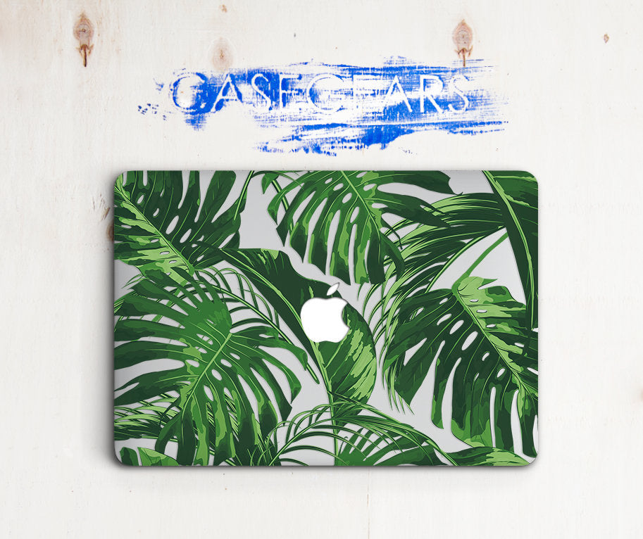 Leaves Macbook Case