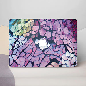 Stone Pieces Macbook Case