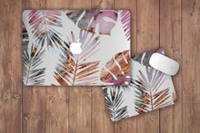 Leaves Macbook Case + MousePad