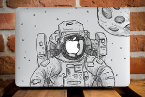 Astronaut Macbook Case