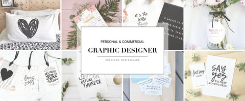 Personal and commercial graphic design services auckland new zealand photo collage