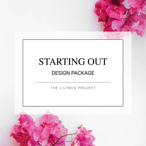 Starting Out - Design Package