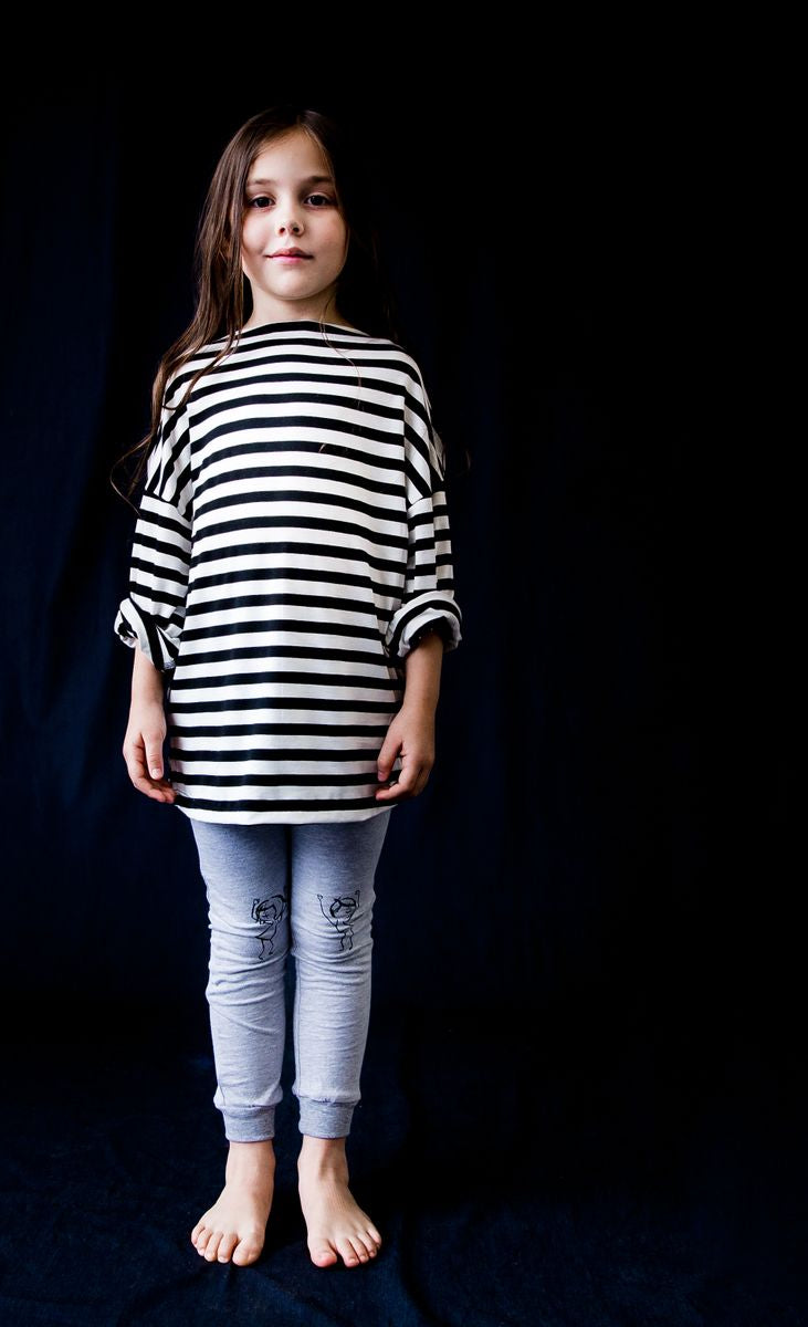 KID + KIND - Composers Mock Tunic - Last One!! Size: 6/7