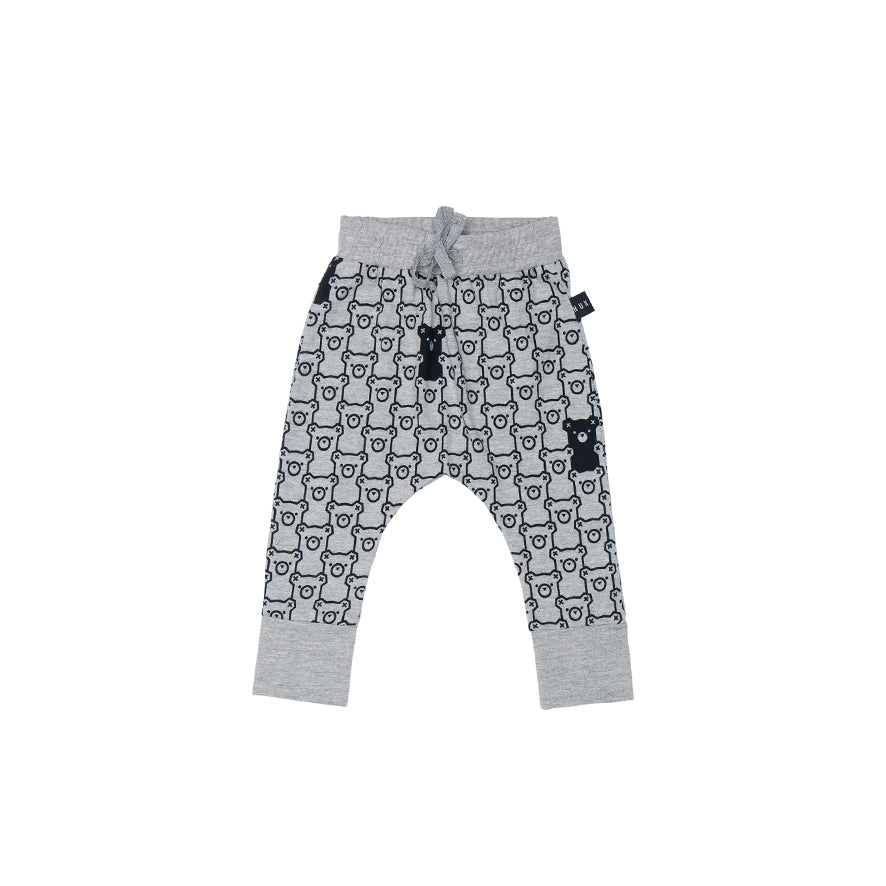 HUXBABY Hide N Seek Drop Crotch Pant