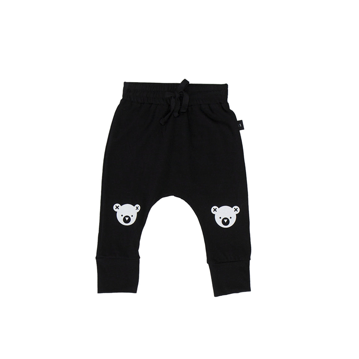 HUXBABY Bear Legs Drop Crotch Pant - Last One!! Size: 5Y