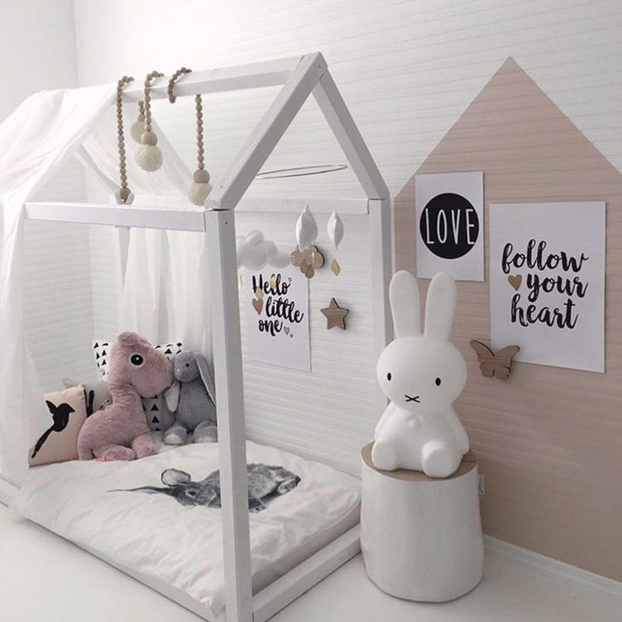 Perfect MR MARIA Miffy Lamp