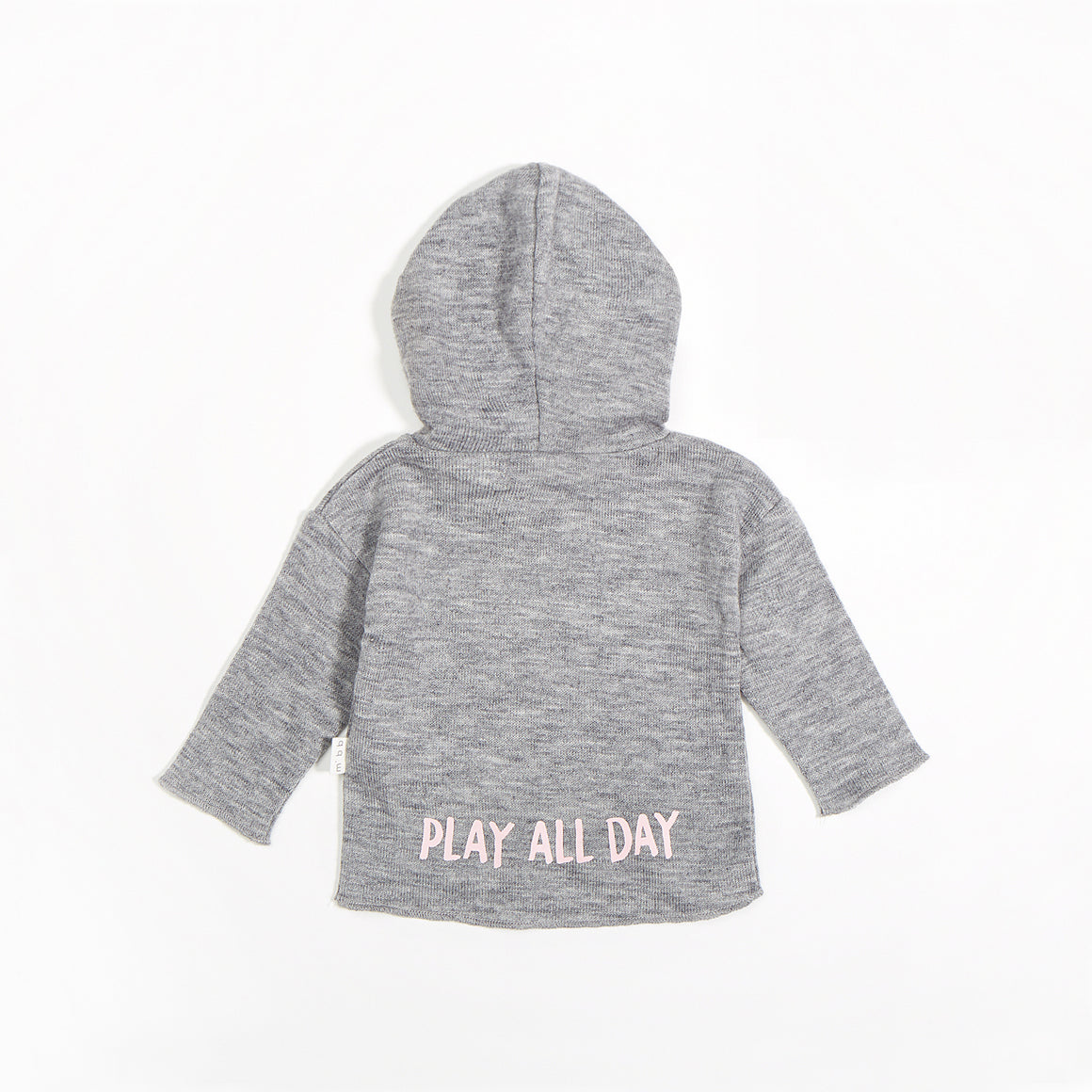 MILES BABY Play All Day Hooded Tee