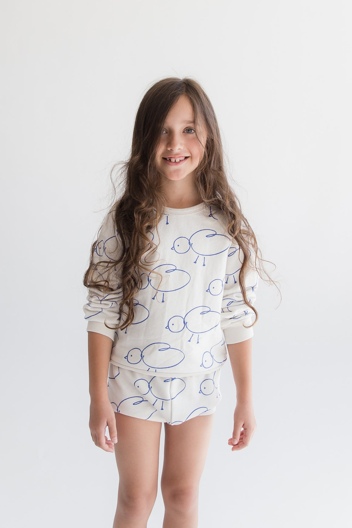 KID + KIND 'Hatched' Basic Sweatshirt - Last One!! Size: 12-18M