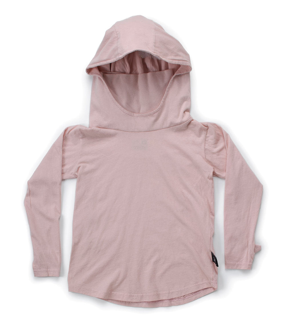 NUNUNU - Numbered Ninja Shirt - Powder Pink - Last One!! Size: 18-24M