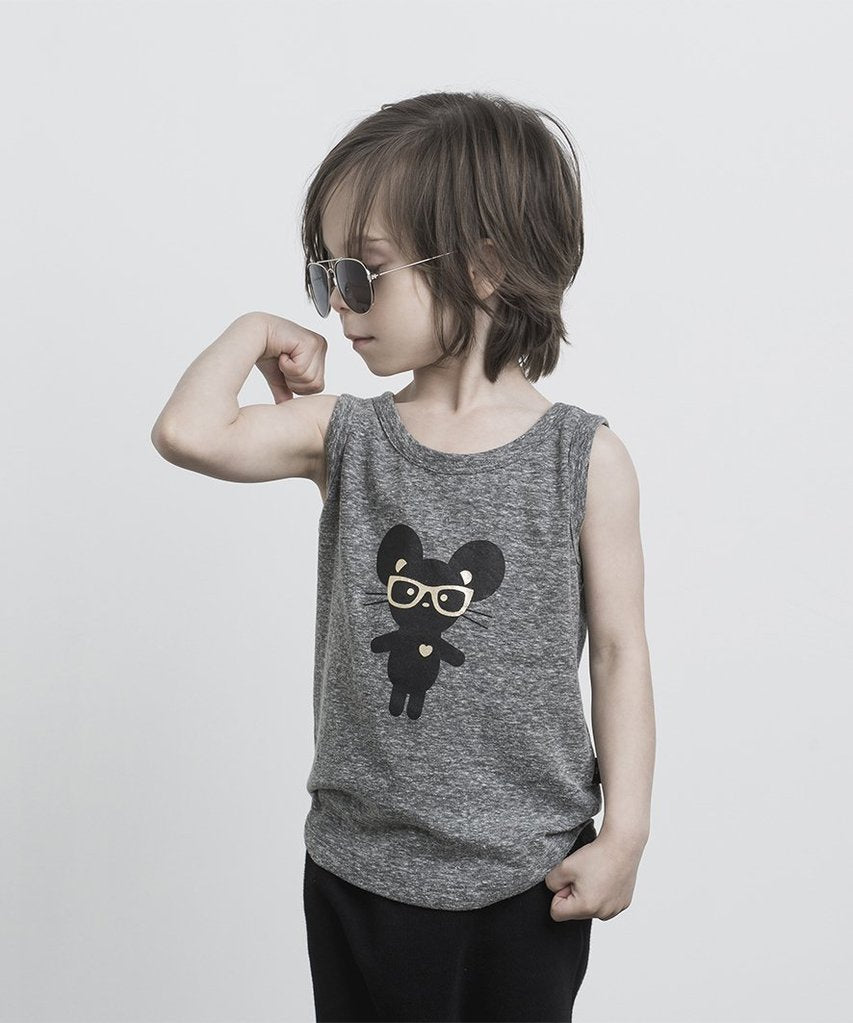 HUXBABY - Mouse Singlet
