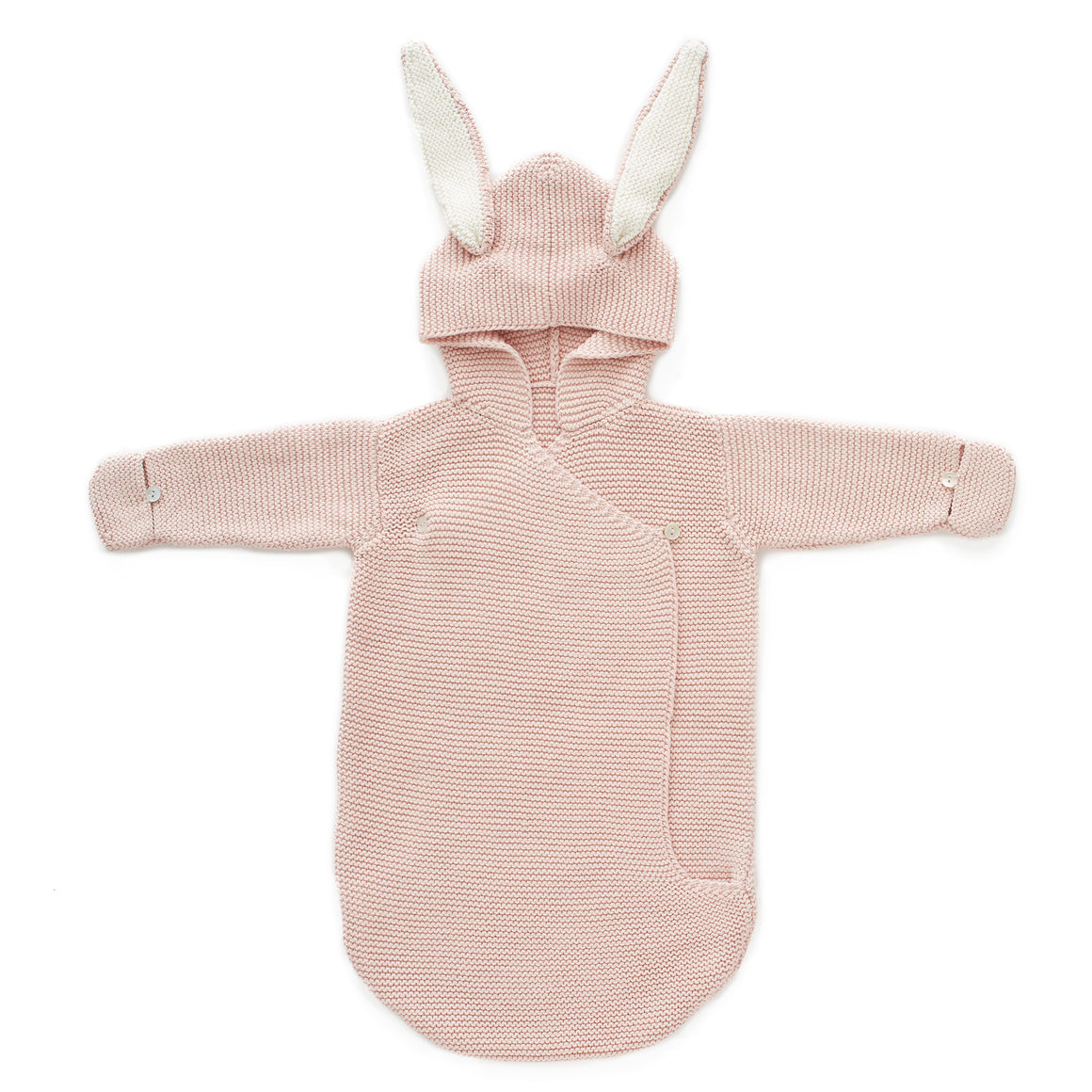 OEUF - Bunny Wrap - Light Pink - Last One!!