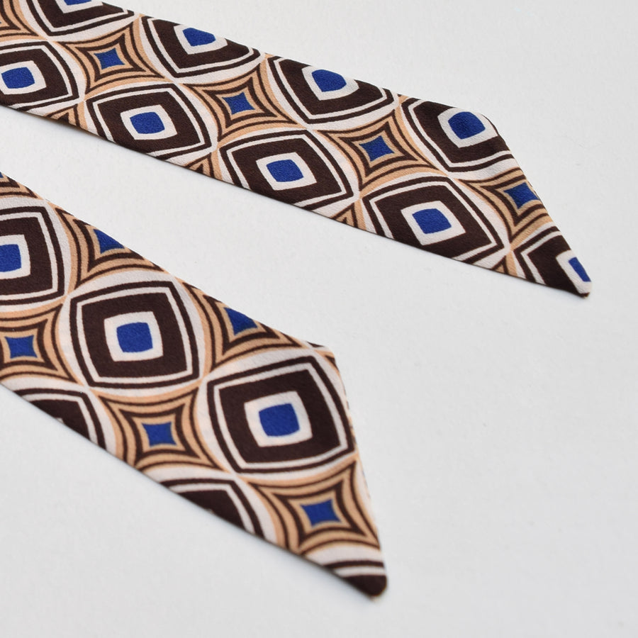 Printed Headwrap Scarf