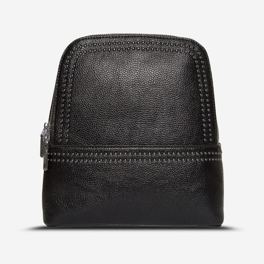 Boho Leather Rucksak