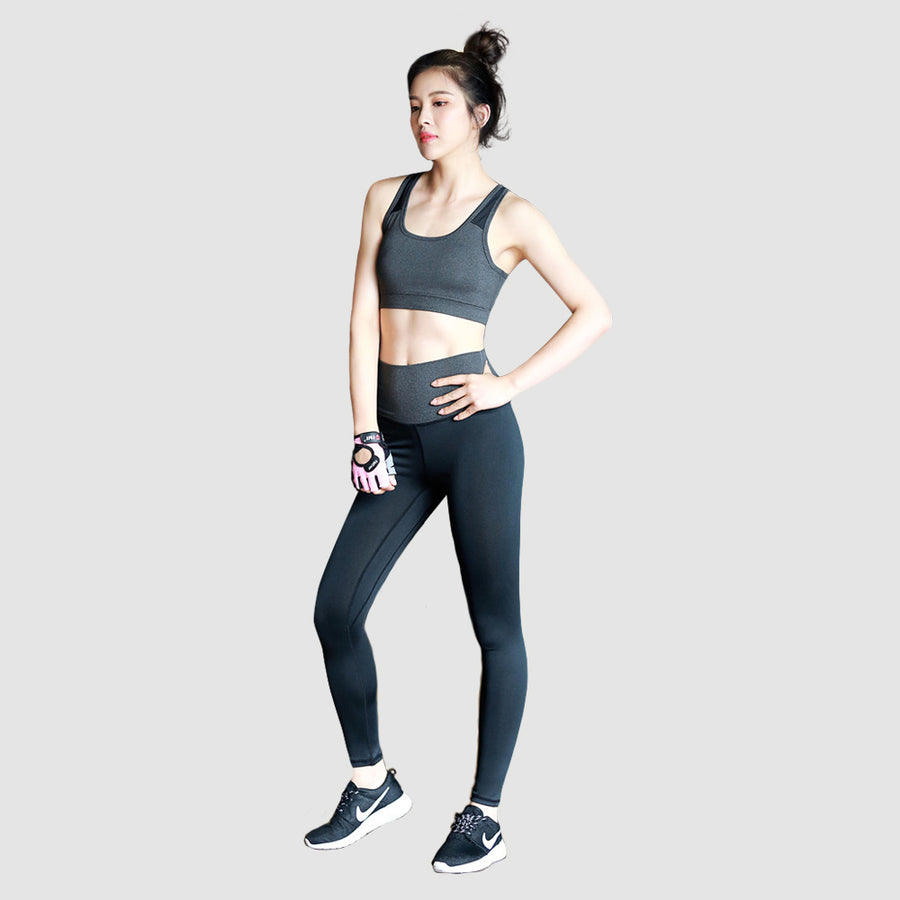Carbon Band Sport Leggings
