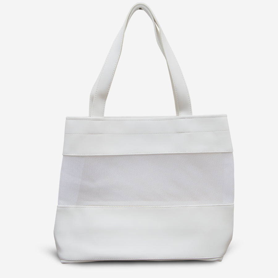 Netted Tote Bag