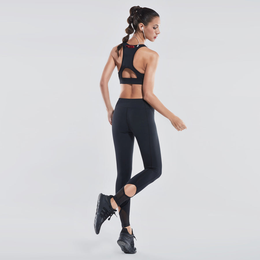 Ankle Cropped Sport Leggings