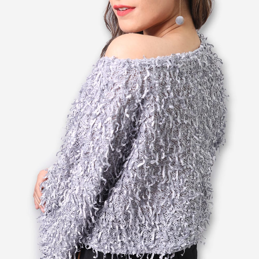 Glit Glam High Waist Sweater