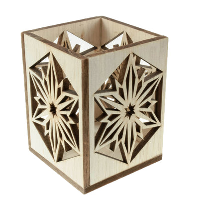Balsa Wood Tealights