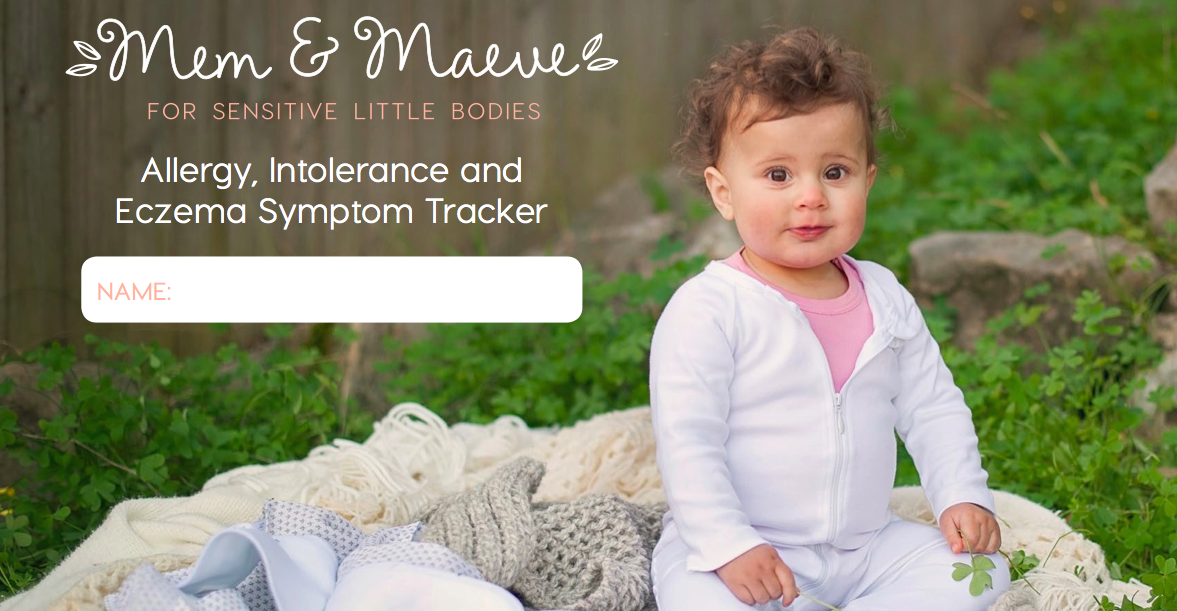 How can using a symptom tracker help my child?