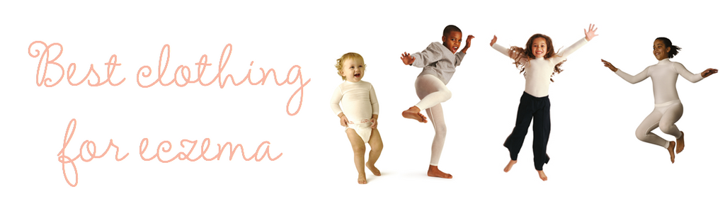 Best clothing for children with eczema