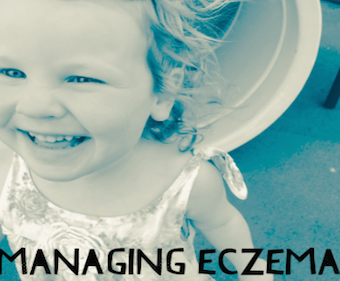 Managing eczema as the weather warms up