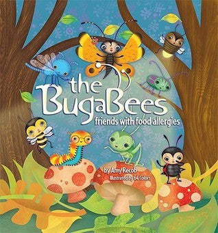The BugaBees: Friends with Food Allergies
