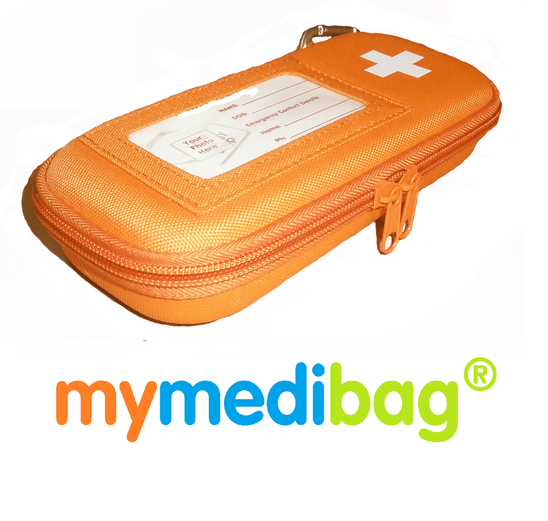 insulated double EpiPen case