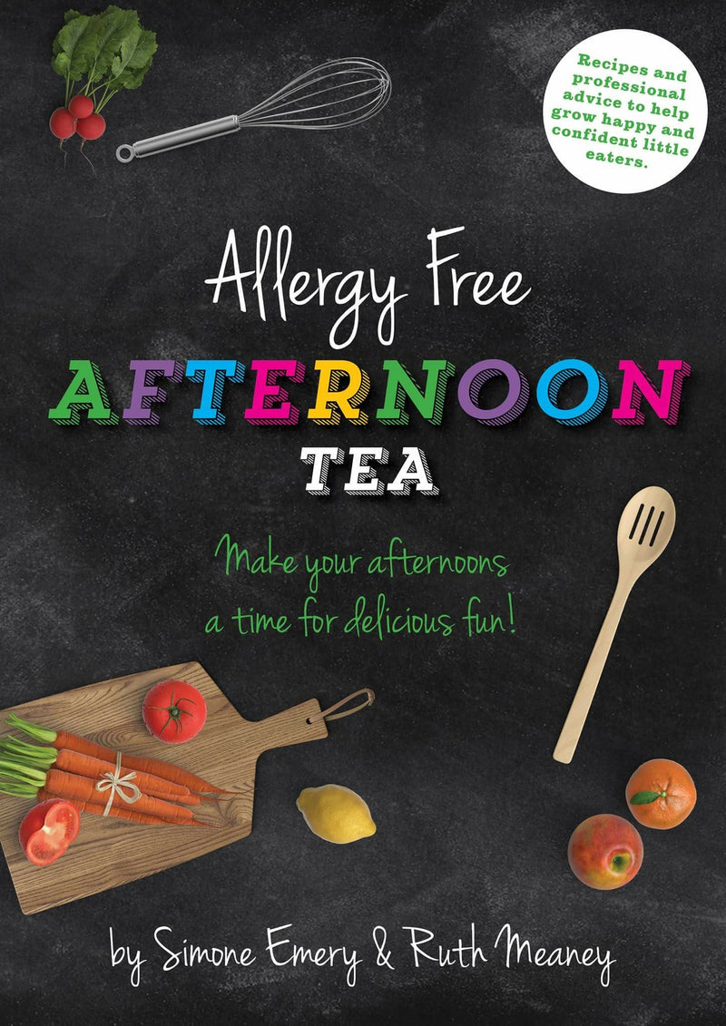 Allergy Free Afternoon Tea by Simone Emery & Ruth Meaney