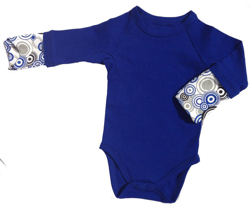 eczema clothes for kids Flip Mitten Body Suits