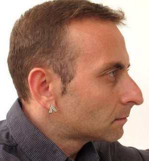 Tips for choosing men's earrings. Modern Men's Earrings. A meaningful accessory of all times